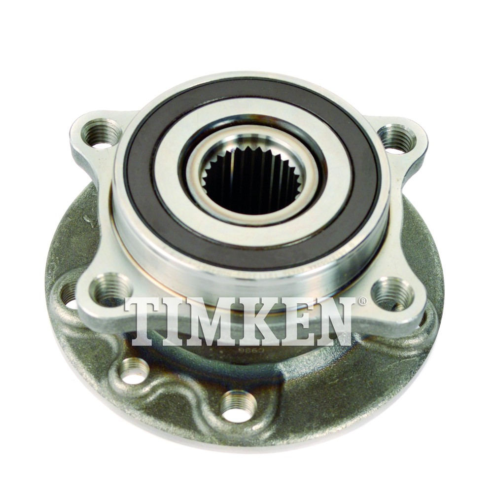 Timken Bearing Interchange : Wheel bearing and hub assembly front timken ha ebay