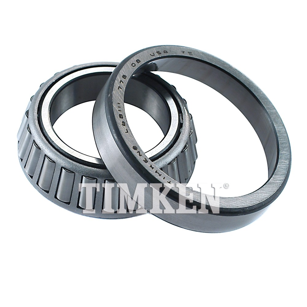 Timken Bearing Interchange : Wheel bearing and race set front inner rear