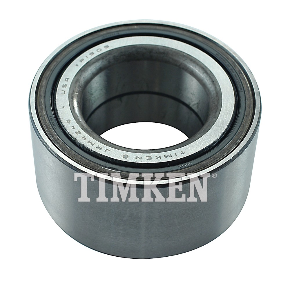 Timken Bearing Interchange : Wheel bearing and race set front rear timken