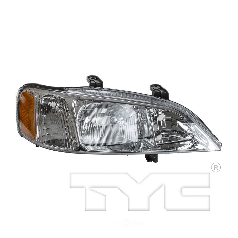 Headlight Fits 1999-2001 Acura TL CL TYC