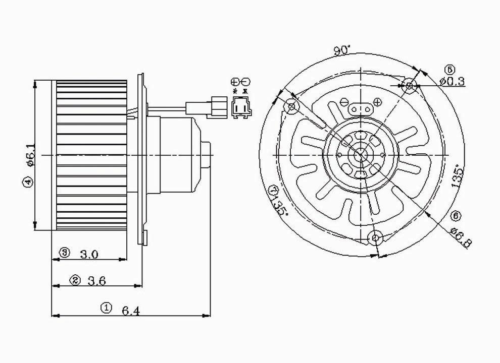 Ford F 250 Blower Motor Diagram Motor Repalcement Parts And Diagram