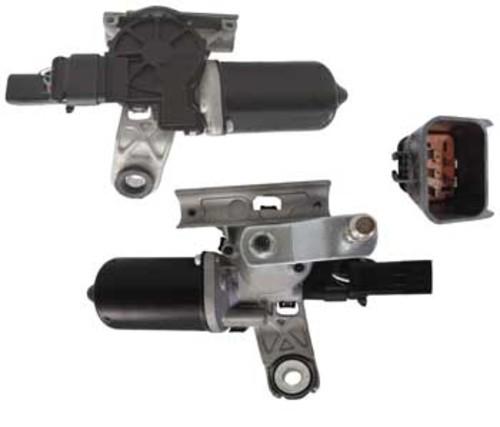 Windshield wiper motor front wai wpm3025 fits 03 09 dodge for Dodge ram 1500 wiper motor