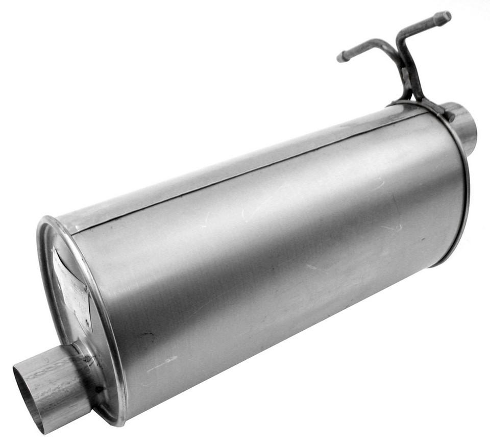 Exhaust Muffler-Quiet-Flow SS Muffler WALKER fits 05-07 ...