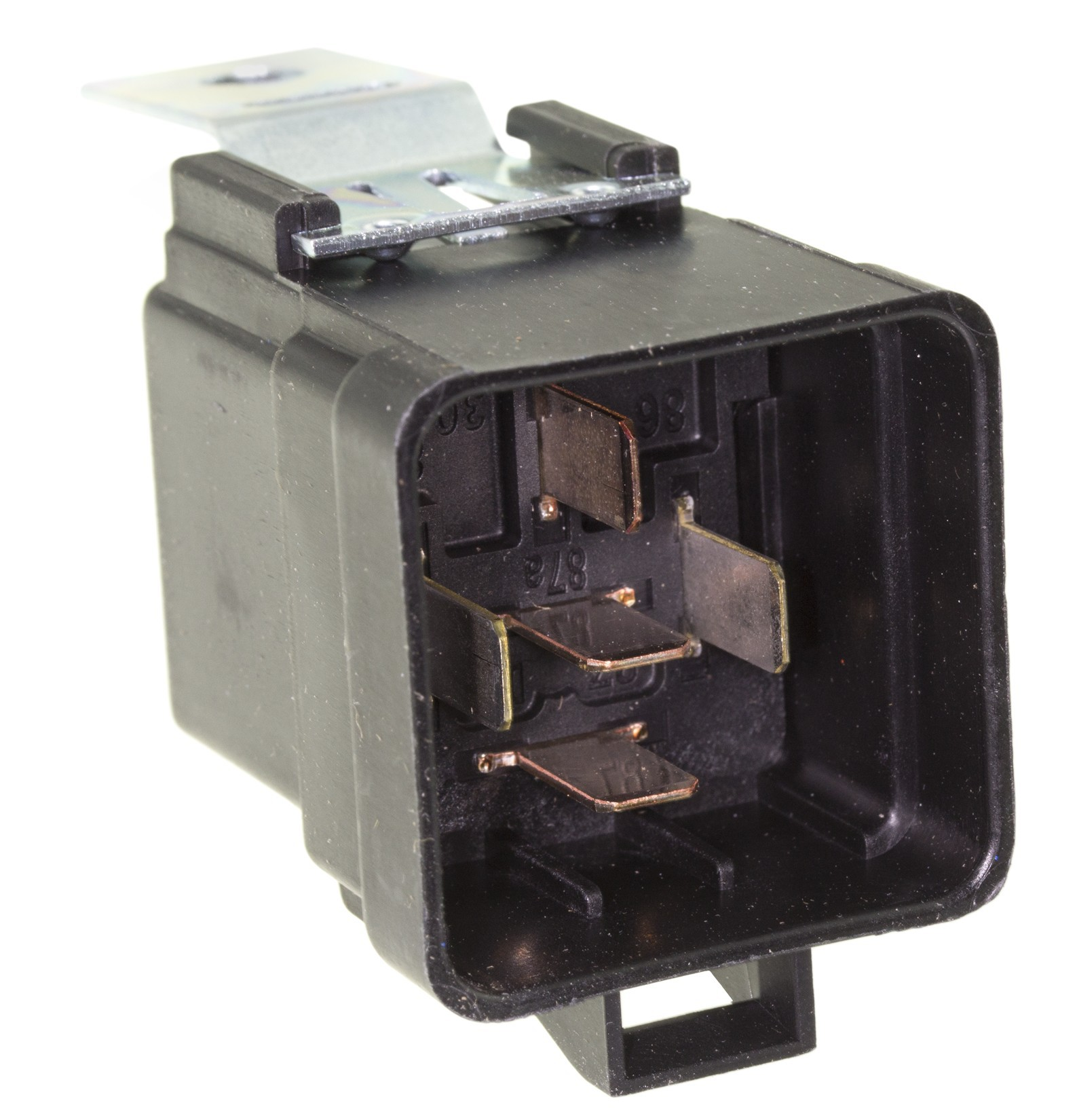 engine cooling fan motor relay wells  ebay