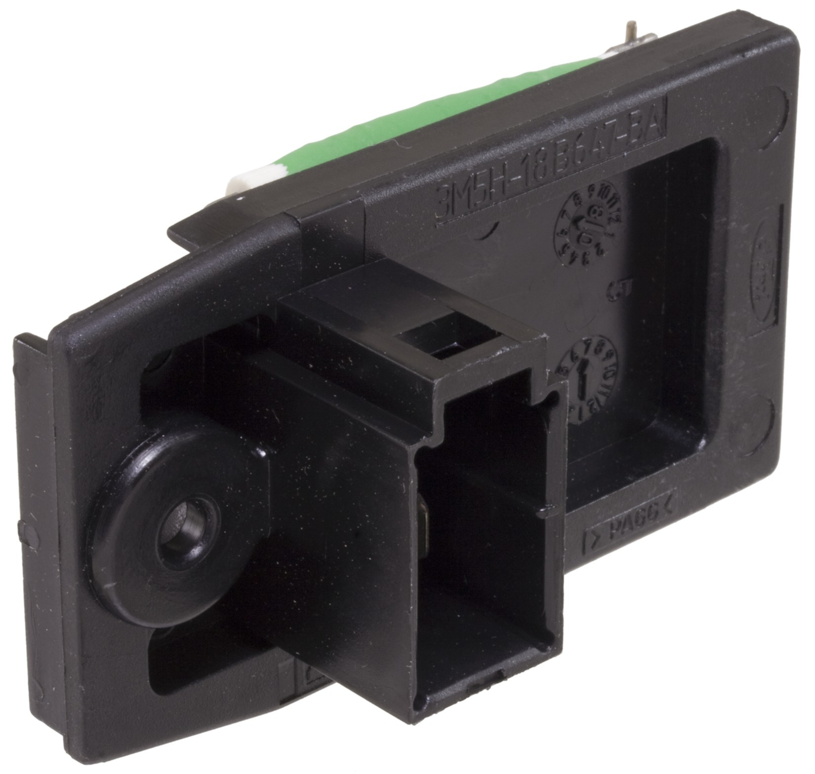 Hvac blower motor resistor wells ja1702 ebay for Autozone blower motor resistor