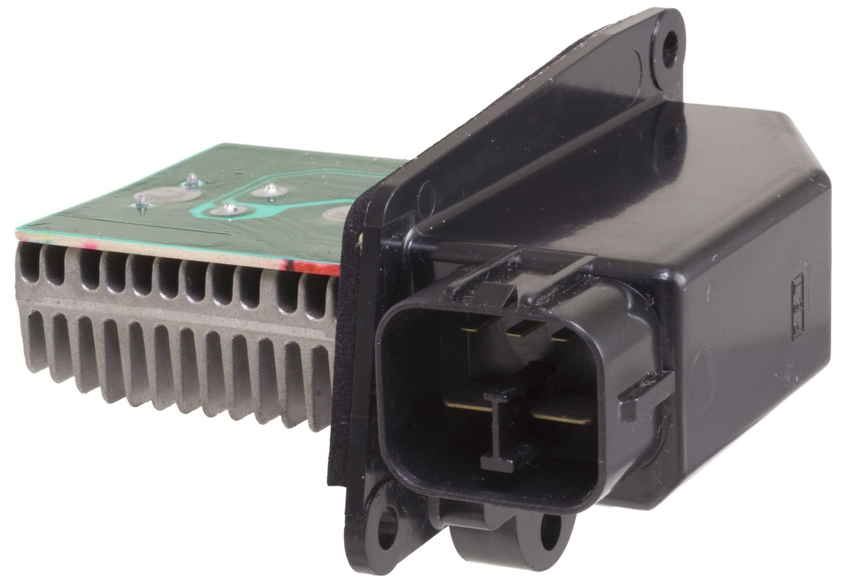 Hvac blower motor resistor airtex 4p1587 ebay for Hvac blower motor resistor