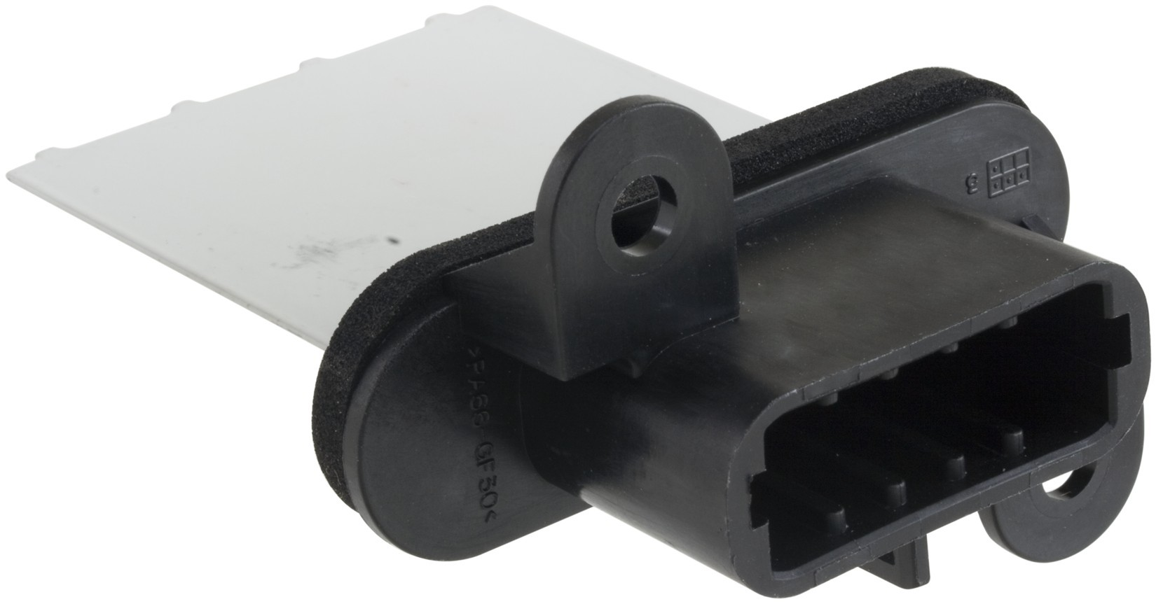 Hvac blower motor resistor airtex 4p1650 fits 05 15 toyota for Toyota blower motor resistor