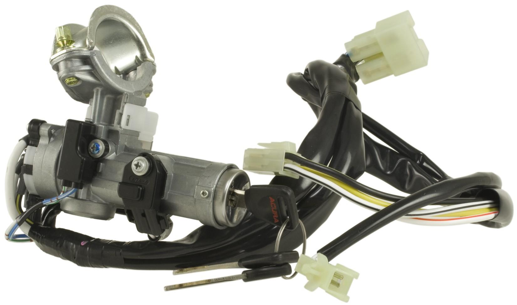 90 91 92 93 Acura Integra OEM Ignition Lock Cylinder & Key ...  |Acura Ignition Lock Cylinder