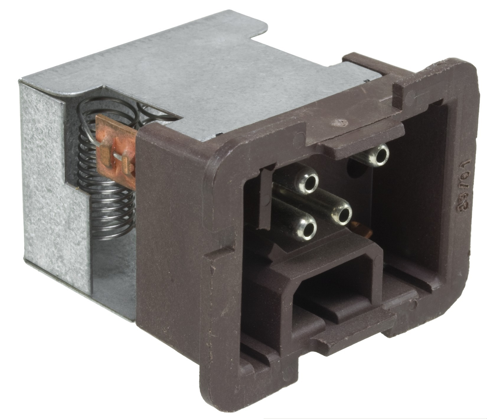 Hvac blower motor resistor wells rb1019 fits 87 93 bmw for Autozone blower motor resistor