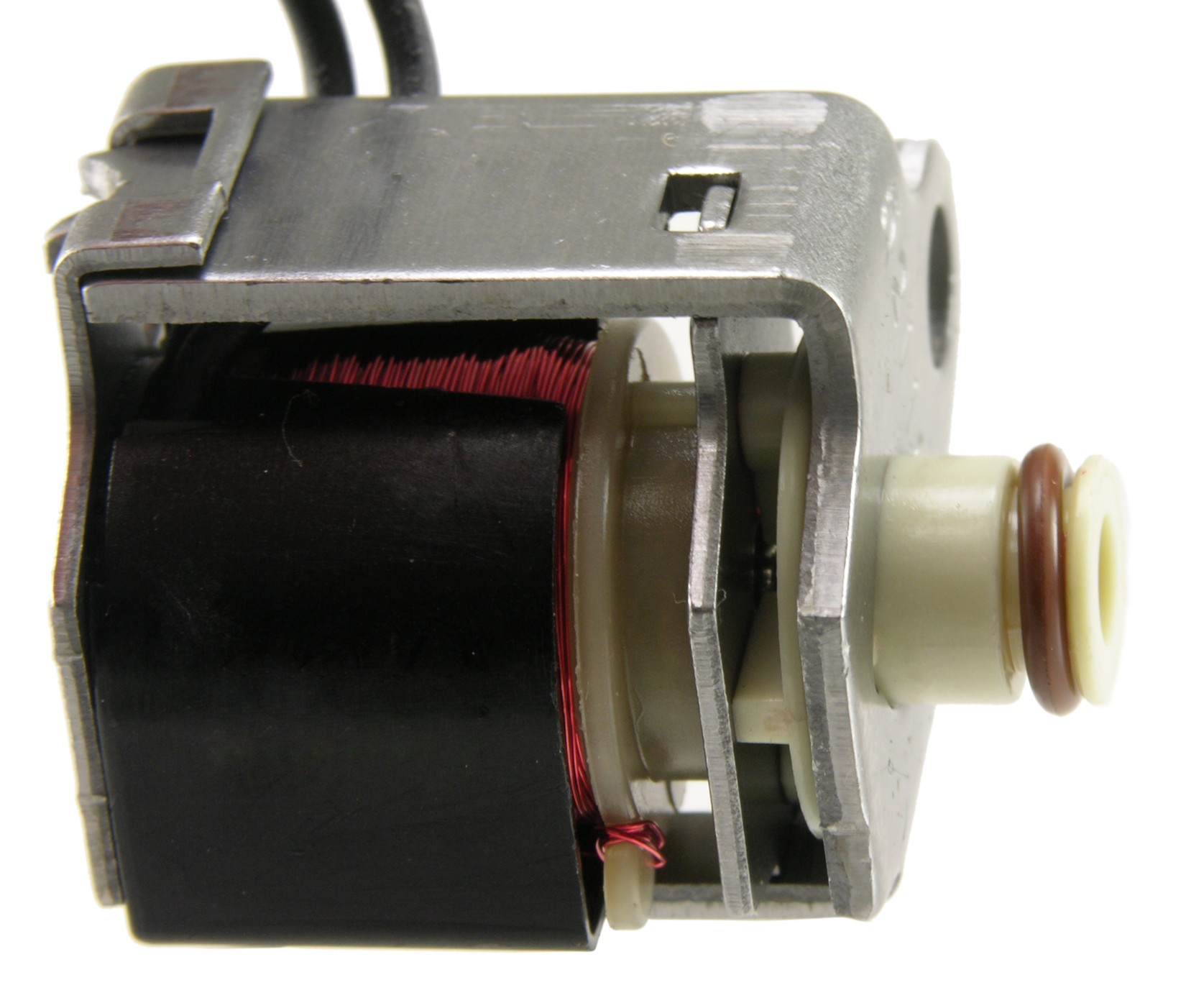 [Auto Trans Torque Converter Clutch Solenoid Wells Tks12
