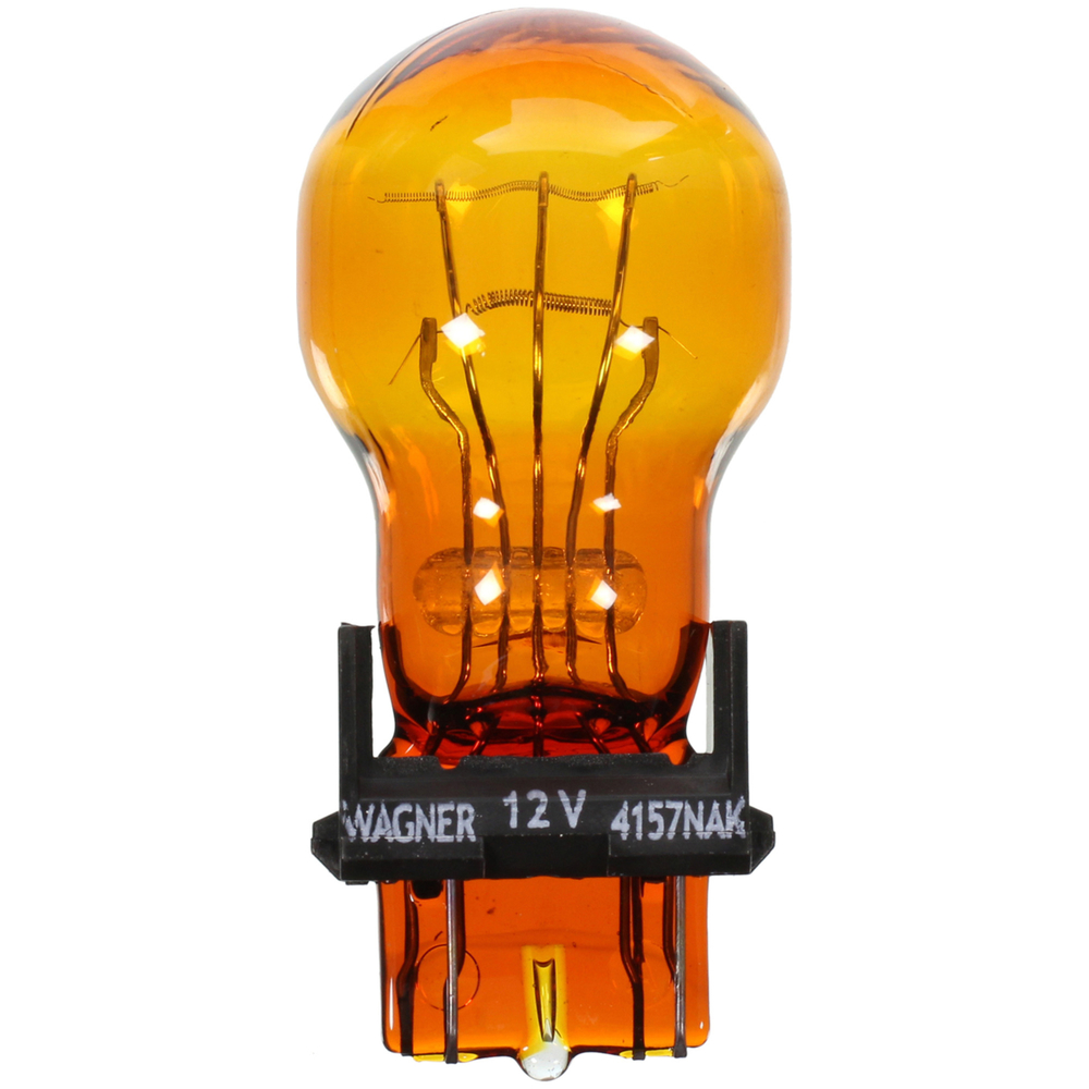 Turn Signal Light Bulb Front/Rear Wagner Lighting 4157NALL