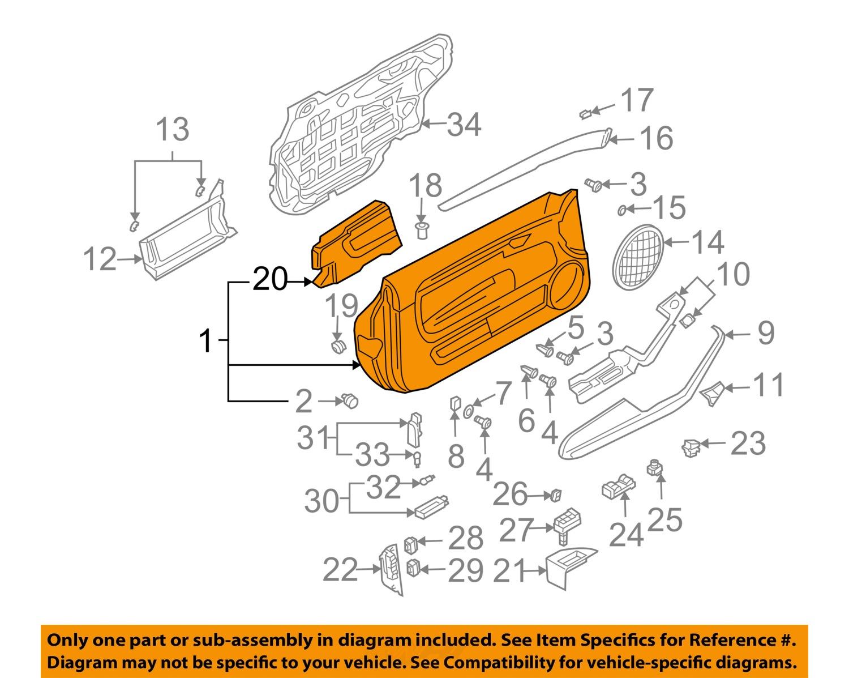 audi a4 interior door parts diagram  audi  auto wiring diagram