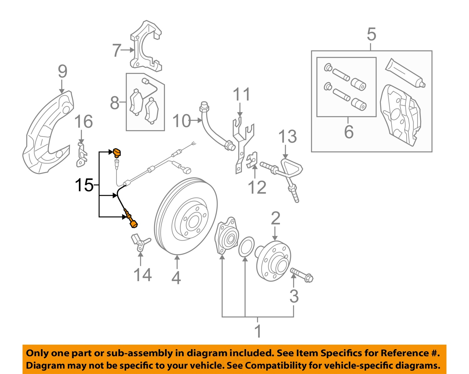 electrical diagram 2002 audi a6 audi oem 05-11 a6 quattro brake-front-abs sensor wire ... #9
