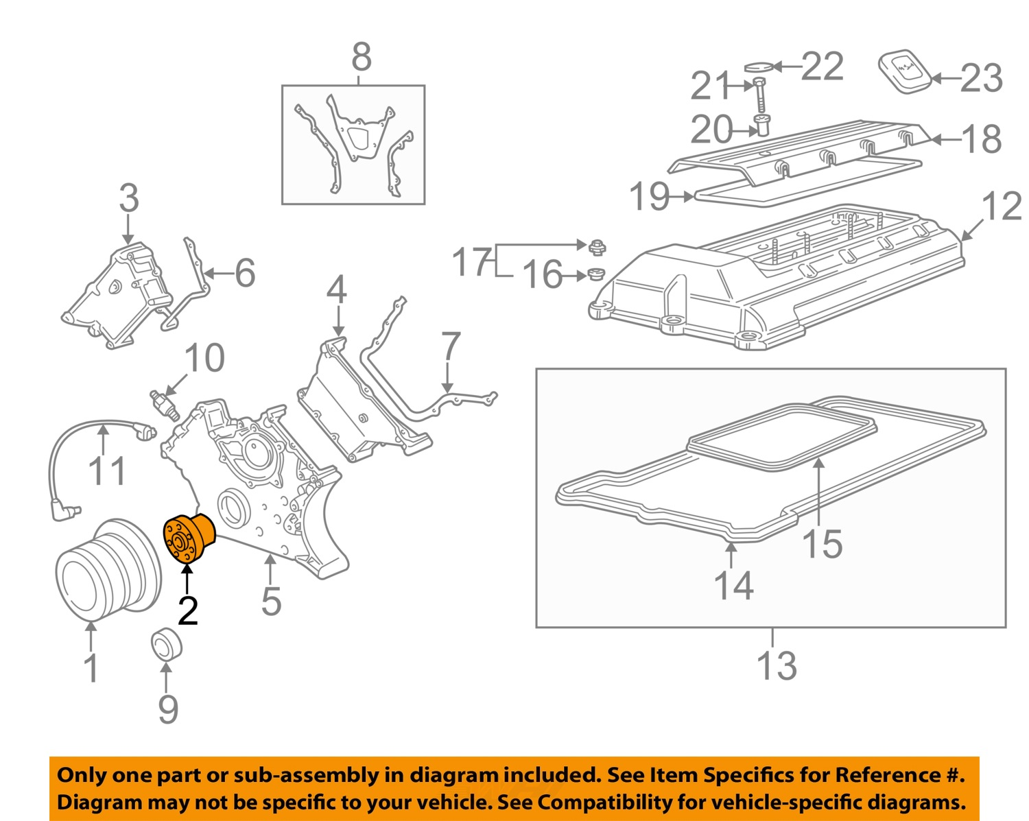 97 bmw engine diagram 97 maxima engine diagram bmw oem 97-03 540i 4.4l-v8-engine harmonic balancer ...