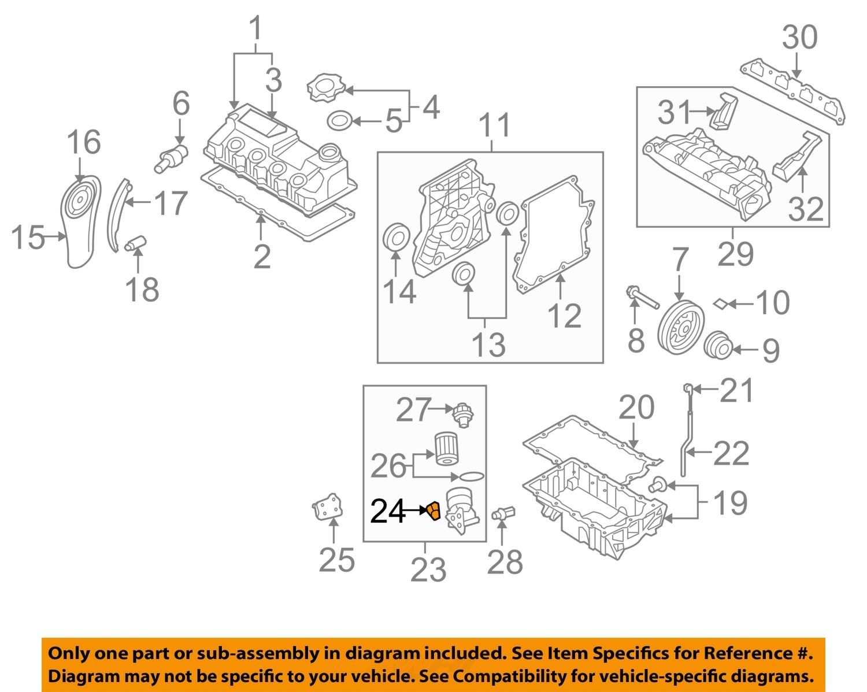 mini oem 02 08 cooper engine parts filter housing gasket. Black Bedroom Furniture Sets. Home Design Ideas