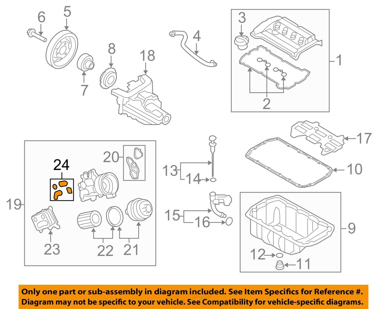 mini oem 07 15 cooper engine parts cooler gasket 11428643747 ebay