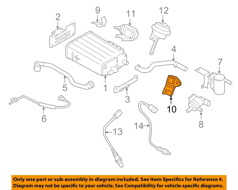 kia oem 12 15 soul map manifold absolute pressure sensor 393002b100