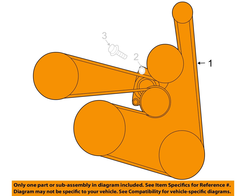 07 nissan altima belt diagram nissan oem 07-13 altima 2.5l-l4-serpentine belt 11720ja00b ...