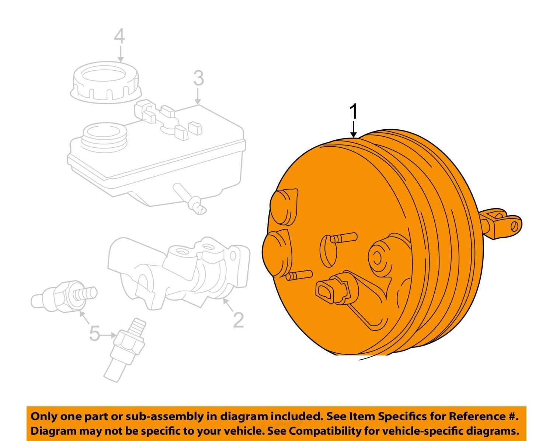 Types Of Brake Fade : Brake booster diagram car interior design