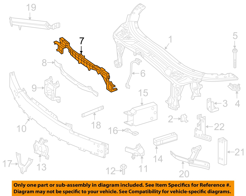 Mercedes mercedes benz oem c300 radiator core support for Mercedes benz helpline
