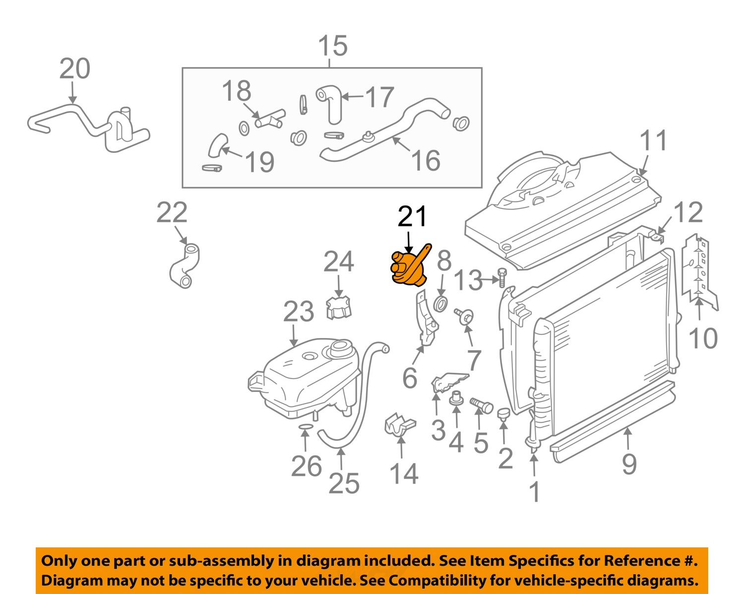 Land Rover Oem 1999 Discovery