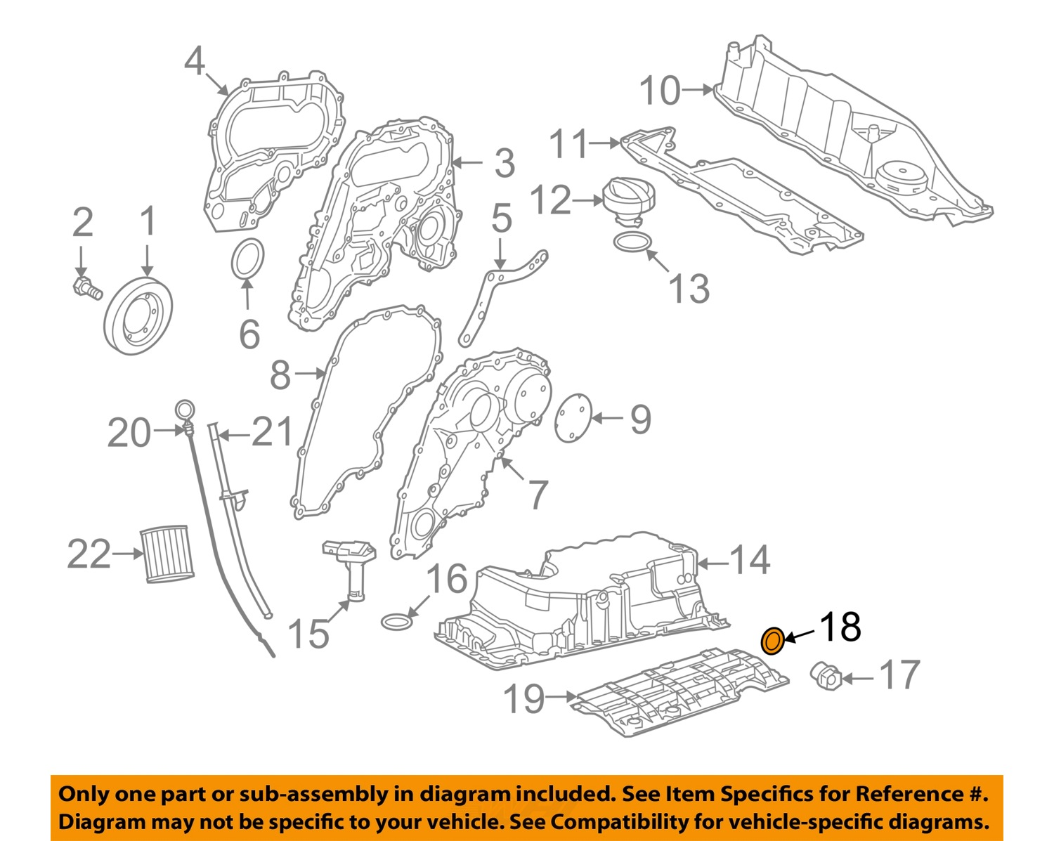 L6 Engine Diagram Books Of Wiring Land Rover Diagrams Oem 08 12 Lr2 3 2l Drain Plug Washer