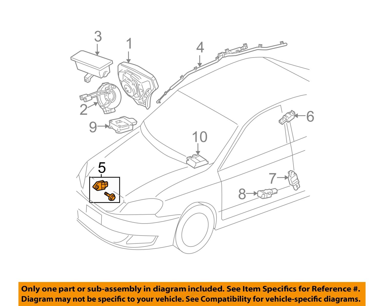 Front Airbag Impact Sensors Location In Car – Fondos de Pantalla