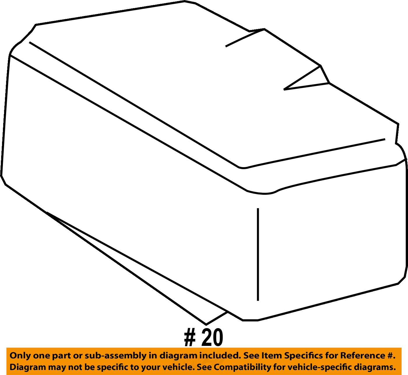 toyota oem 04 06 solara center console cup holder 55620aa030 ebay. Black Bedroom Furniture Sets. Home Design Ideas