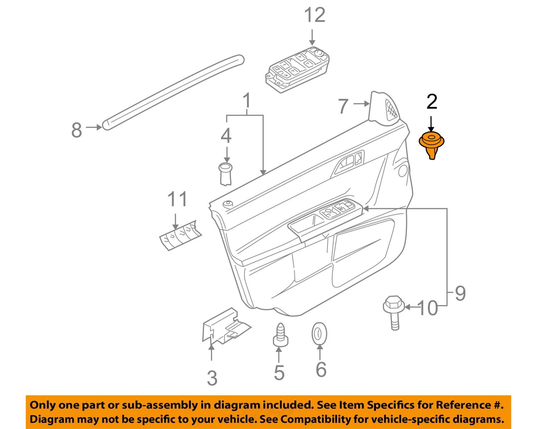 Full on Volvo S40 Body Parts Diagram
