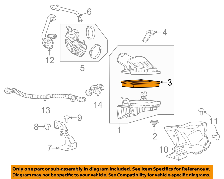 chevrolet gm oem 2016 camaro engine air filter element 23323508 image is loading chevrolet gm oem 2016 camaro engine air filter