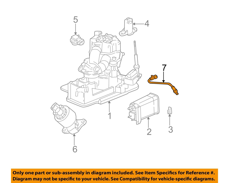 gm oem oxygen o2 sensor 19209808 ebay. Black Bedroom Furniture Sets. Home Design Ideas