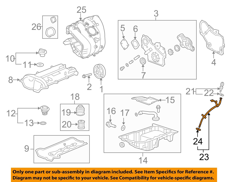 gm oem engine parts oil tube 12625480 ebay. Black Bedroom Furniture Sets. Home Design Ideas