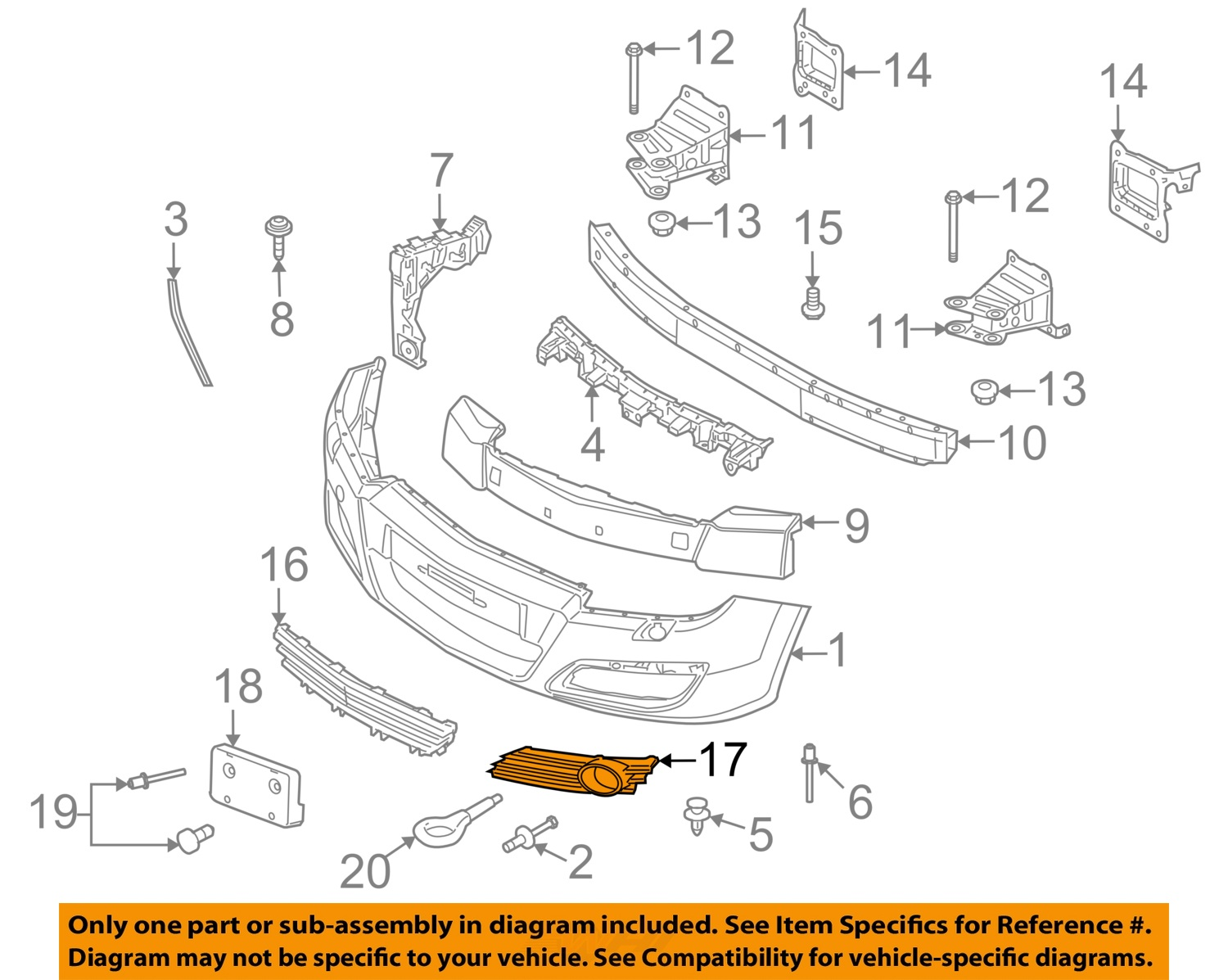 saturn gm oem 2008 astra front bumper outer cover right 94713453 ebay