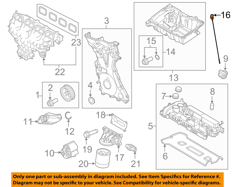 Ford Oem Engine