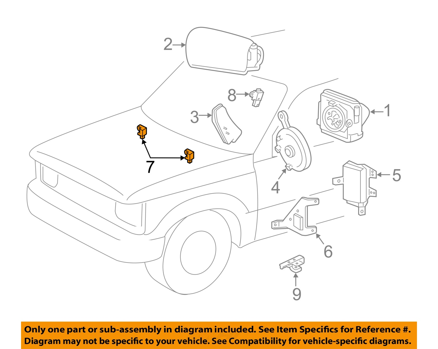 Volkswagen Alarm Horn Location Get Free Image About Wiring Diagram