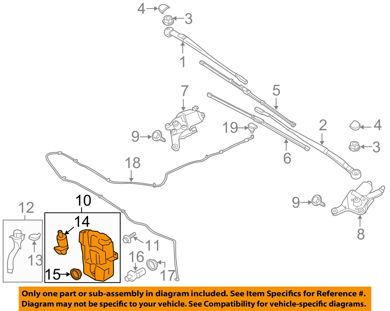 Available Part Diagrams 35 In Body Hardware