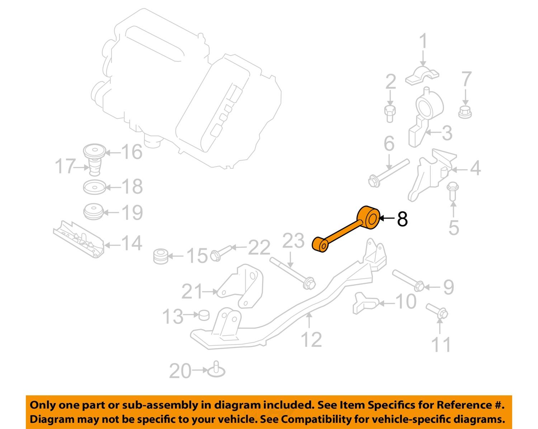 brand new engine compartment insulator 2005 2012 ford escape mercury mariner ebay