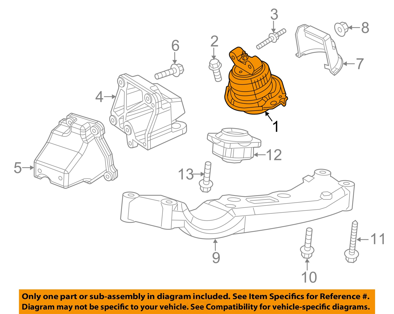 chrysler oem engine motor mount torque strut 68277082aa chrysler oem engine motor mount torque strut 68277082aa 68277082aa