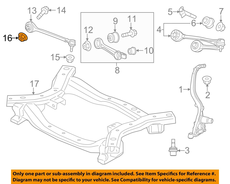chrysler oem front suspension engine cradle 68185029aa chrysler oem front suspension engine cradle 68185029aa
