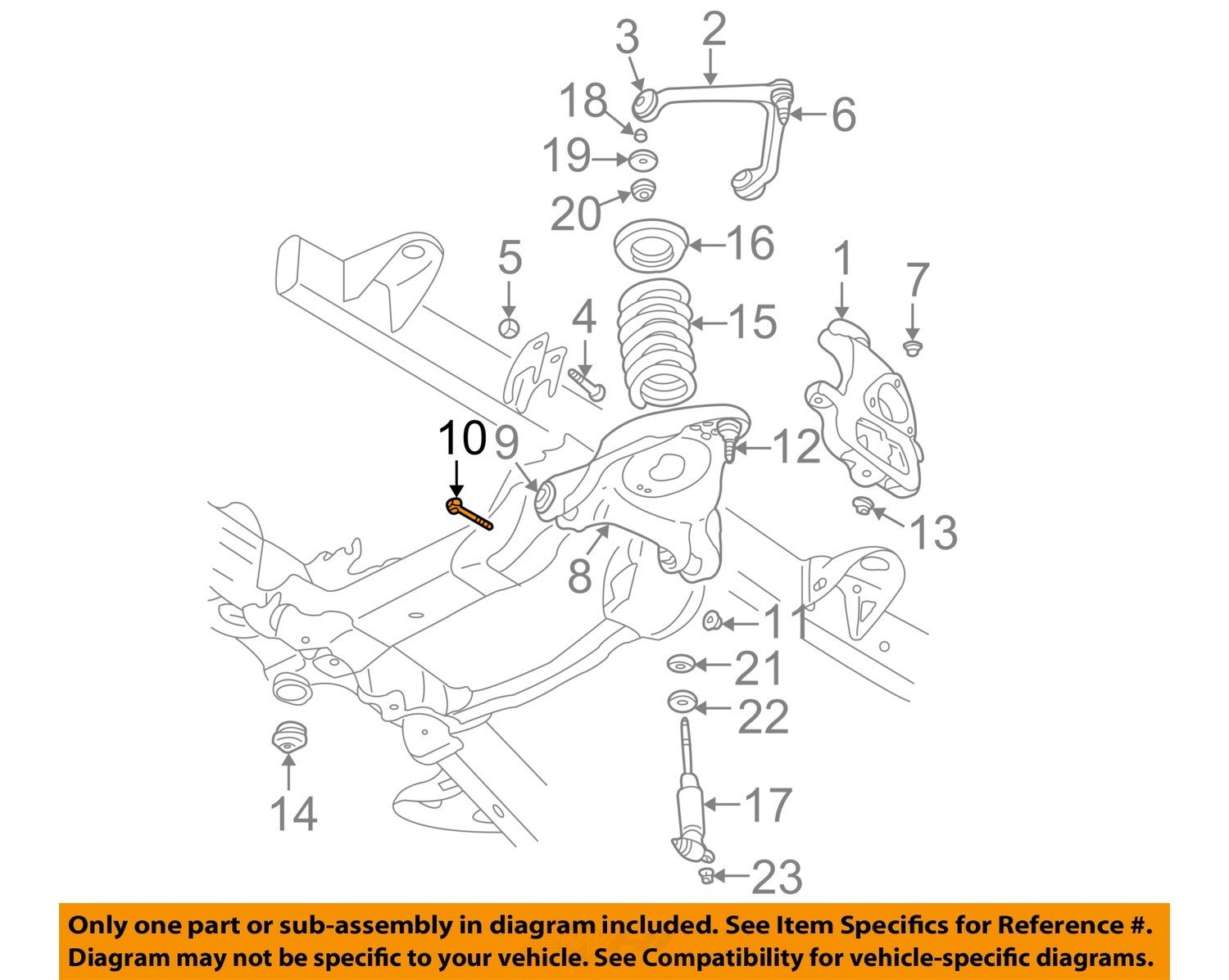 Dodge CHRYSLER OEM Ram 1500 Front Suspension-Lower Control Arm ...