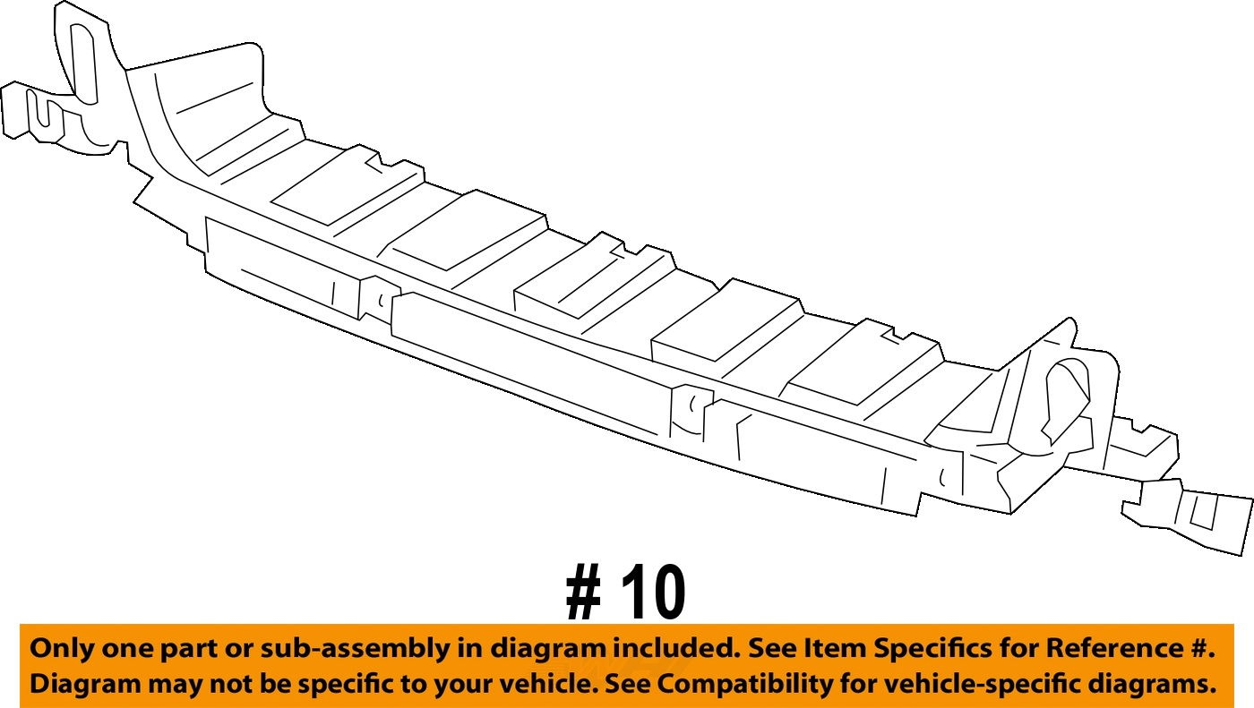 new oem mopar front bumper air dam support bracket 2008. Black Bedroom Furniture Sets. Home Design Ideas