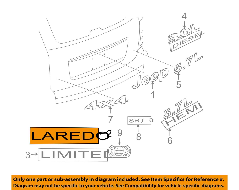 jeep commander lift gate parts diagram  jeep  auto wiring