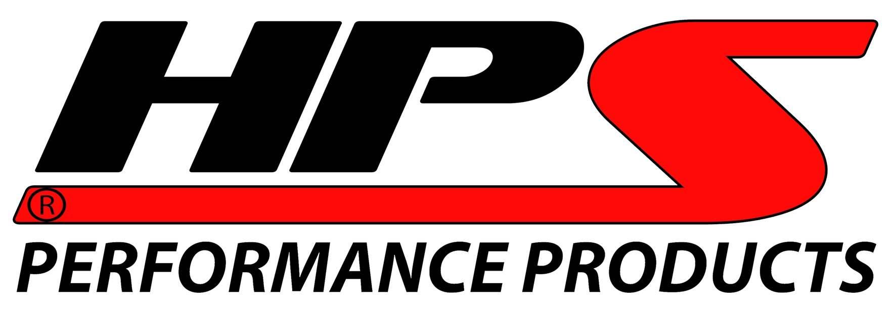 HPS PERFORMANCE - Radiator Coolant Hose Kit - H9S 57-1607-BLK