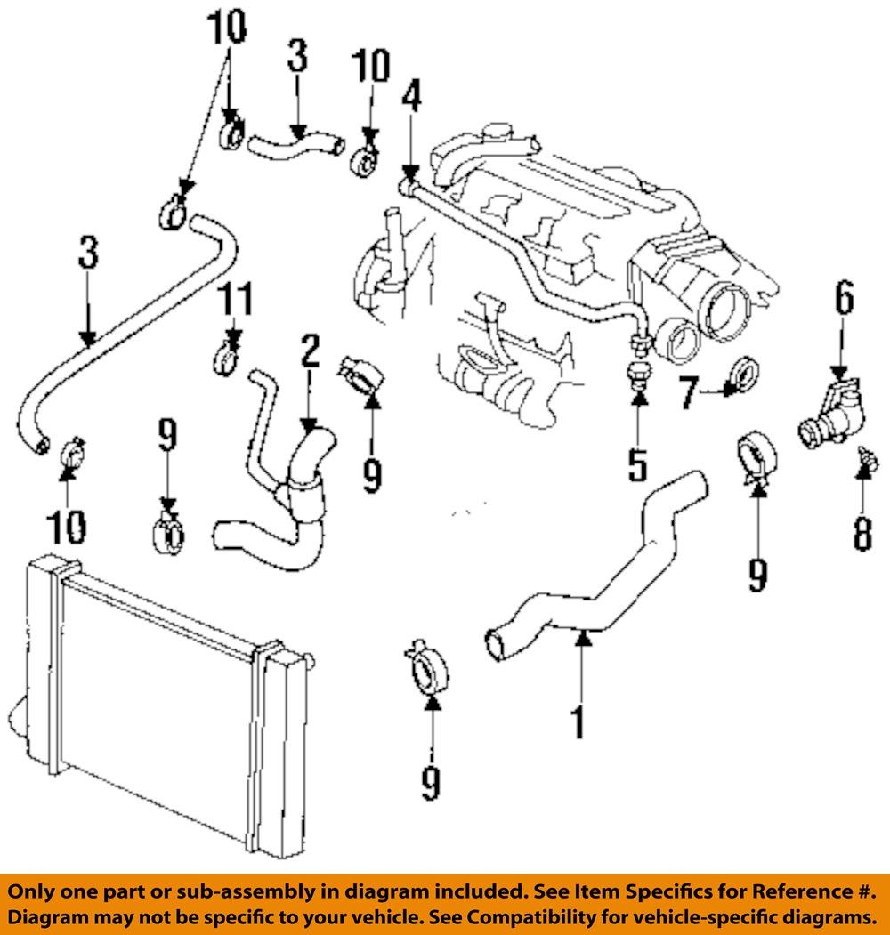 Buick GM OEM 94-98 Skylark 3.1L-V6 Radiator-Inlet Pipe Connector 22584127 |  eBay | 1998 Buick Skylark V6 Engine Diagram |  | eBay