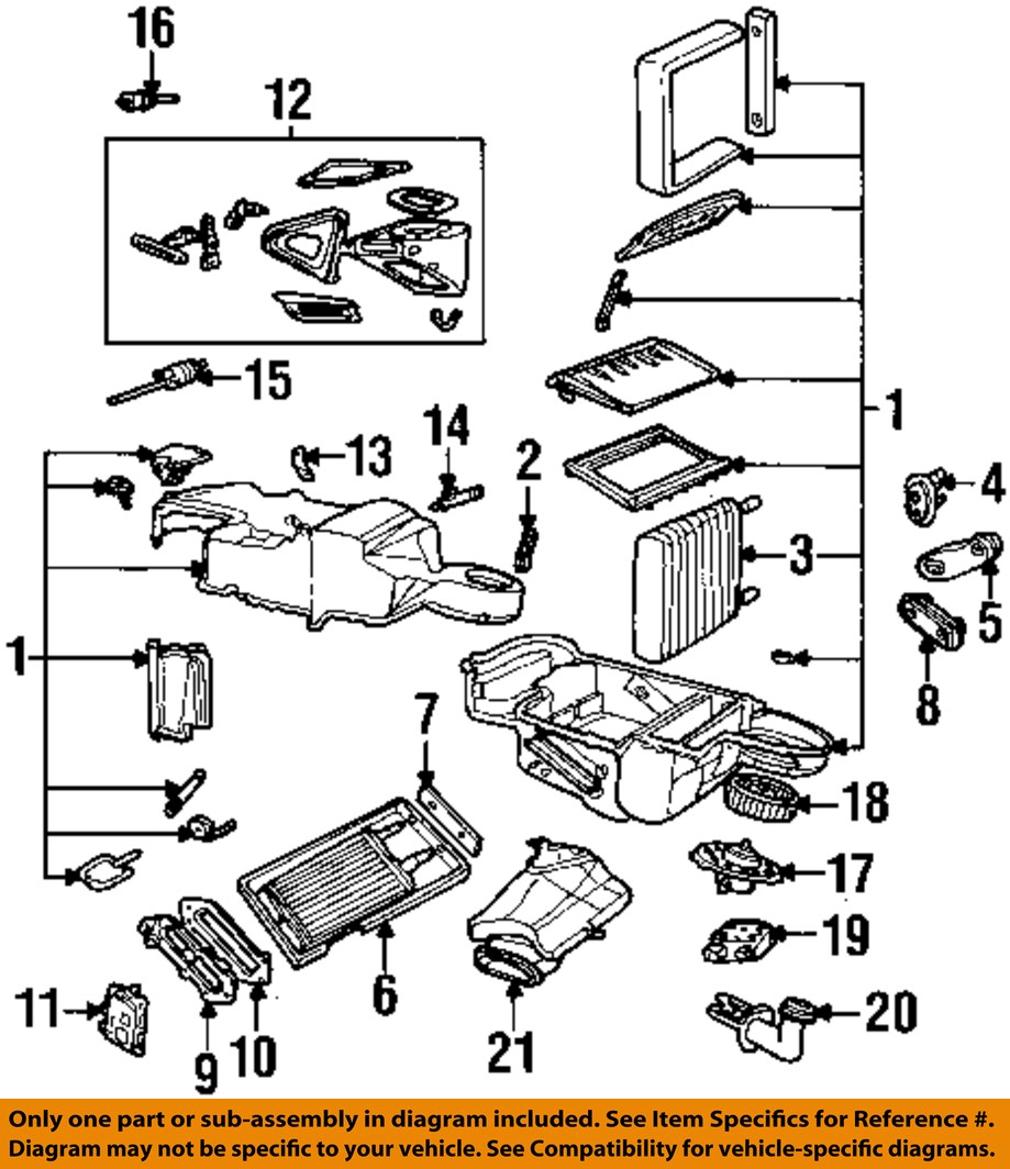 Lincoln Ford Oem 95