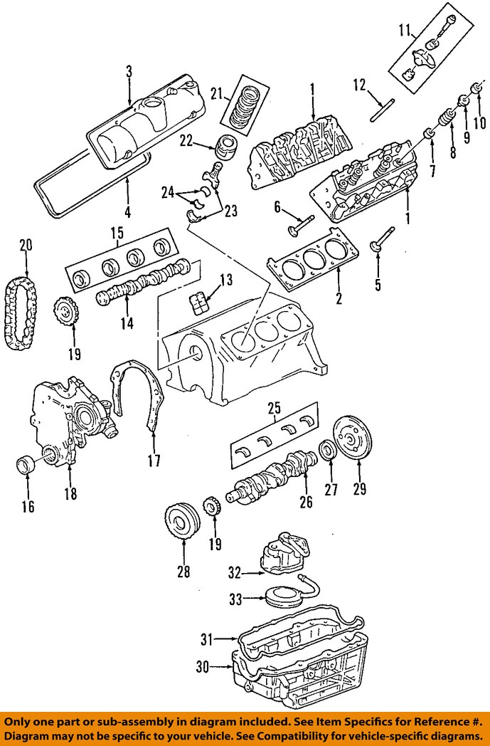 1991 Pontiac 3 1l Engine Diagram