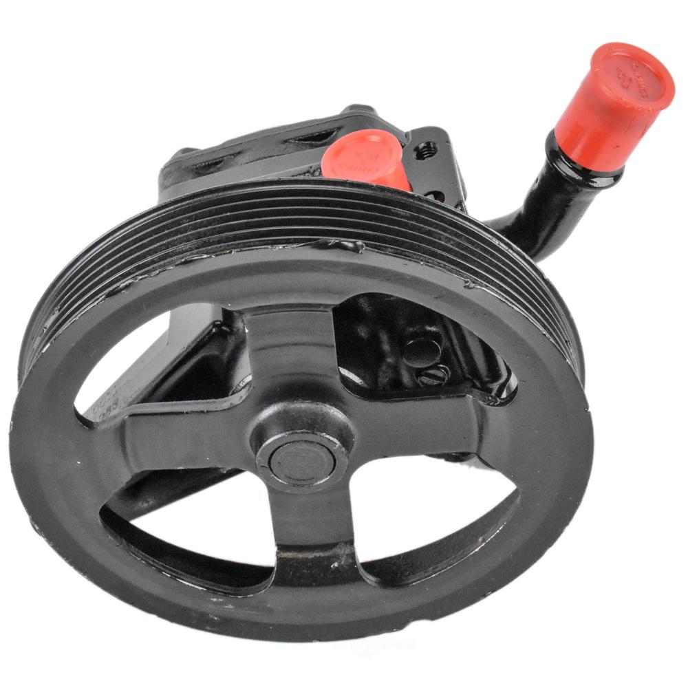 Power Steering Pump Atlantic 5783 Reman Fits 2005 Acura RL