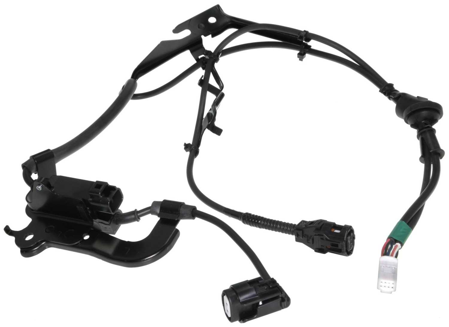 1P2242 abs wheel speed sensor wire harness rear left airtex fits 10 13  at readyjetset.co