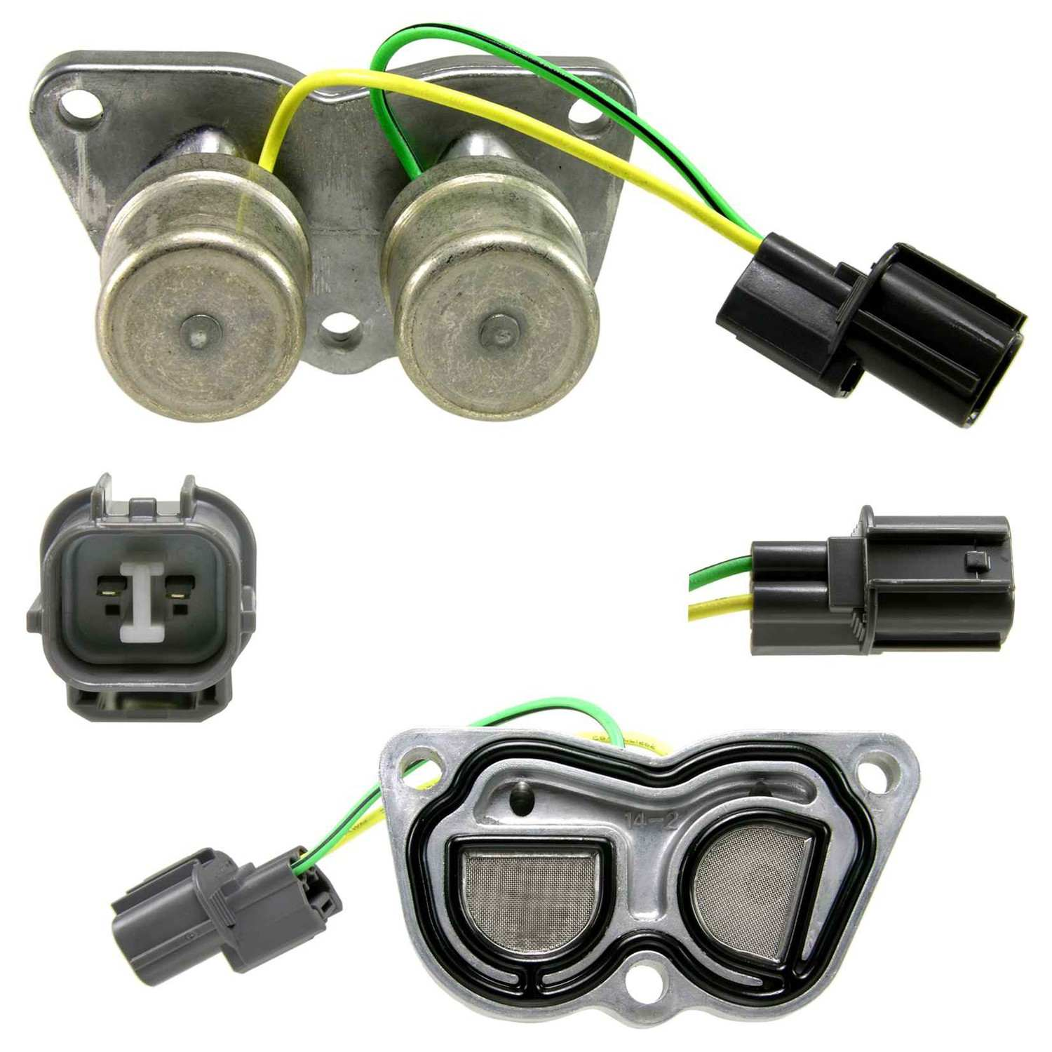 2N1207 torque converter solenoid transmission & drivetrain ebay Brake Wire Harness at arjmand.co