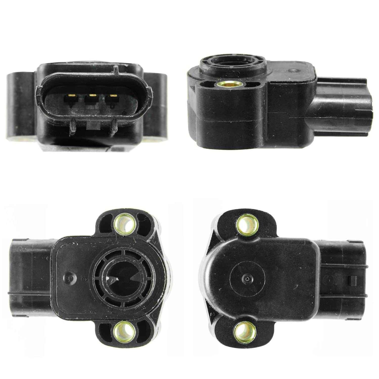 Throttle Position Sensor AIRTEX 5S5383 Fits 03-05 Ford